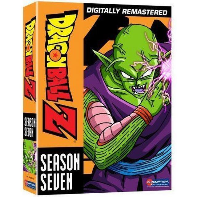 DragonBall Z: Season Seven [DVD] [Region 1] [US Import] [NTSC]